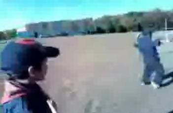 Tony Caught Dancing